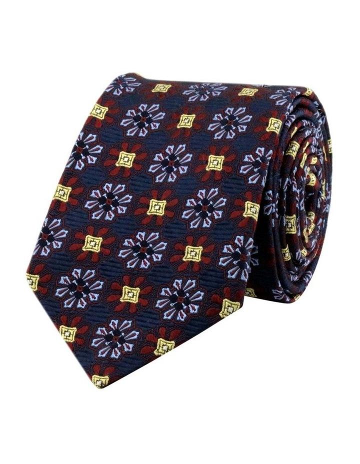 Floral Luxurious Silk Tie image 1