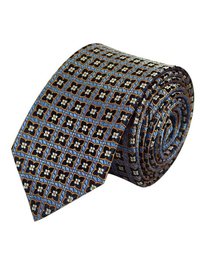 Motif Jacquard Luxurious Silk Tie image 1