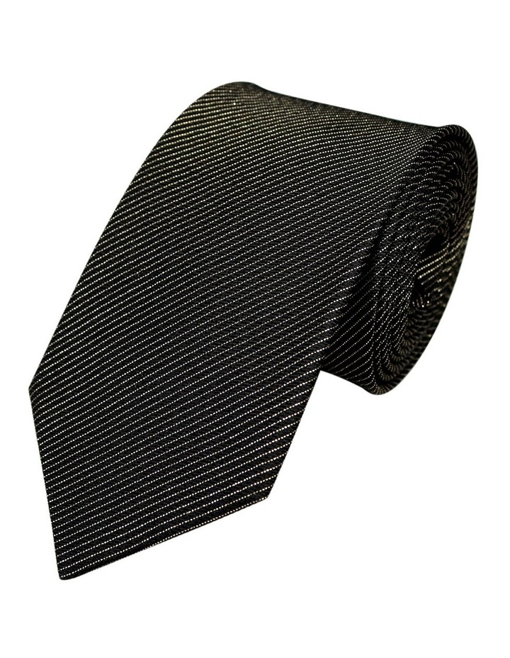 Stripe Luxurious Silk Tie image 1