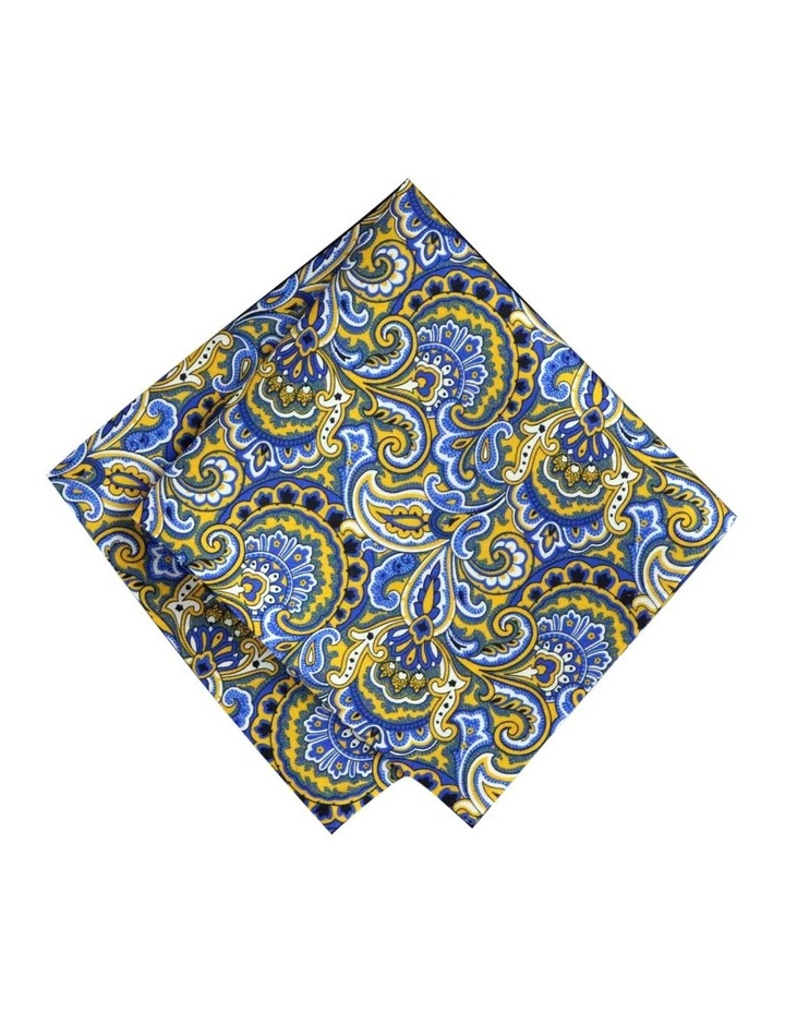 Pure Silk Pocket Square Australian Made image 1