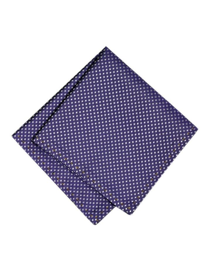 Italian Pure Silk Pocket Square image 1