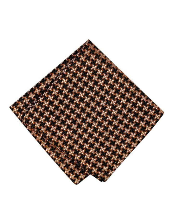 Italian Silk Linen Pocket Square image 1