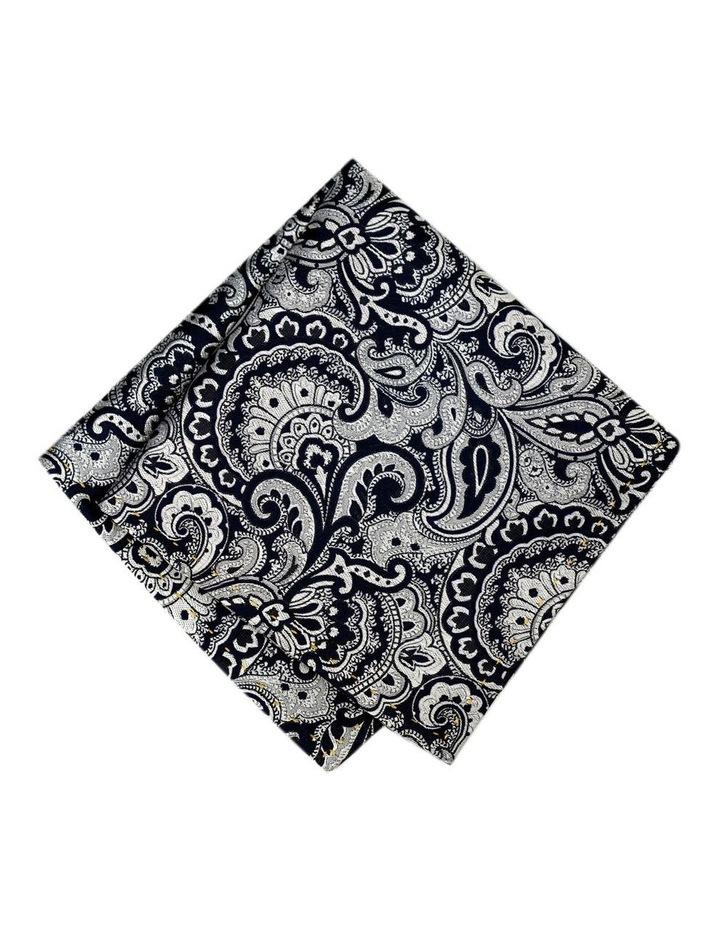 Floral Pattern Pocket Square Australian Made image 1