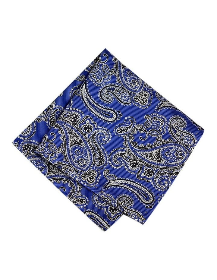 Paisley Pattern Pocket Square image 1