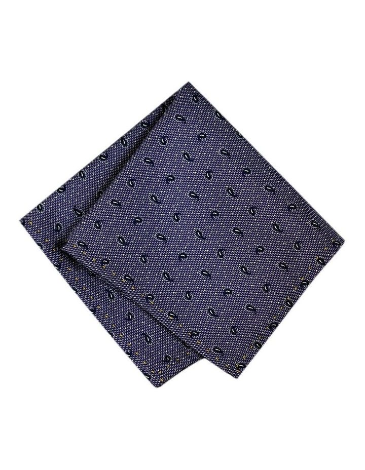 Paisley Pattern Pocket Square image 1