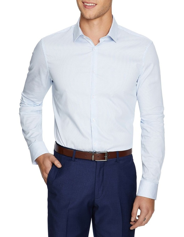 Halton Slim Fit Dress Shirt image 1