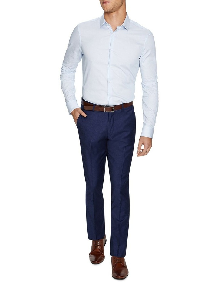 Halton Slim Fit Dress Shirt image 4