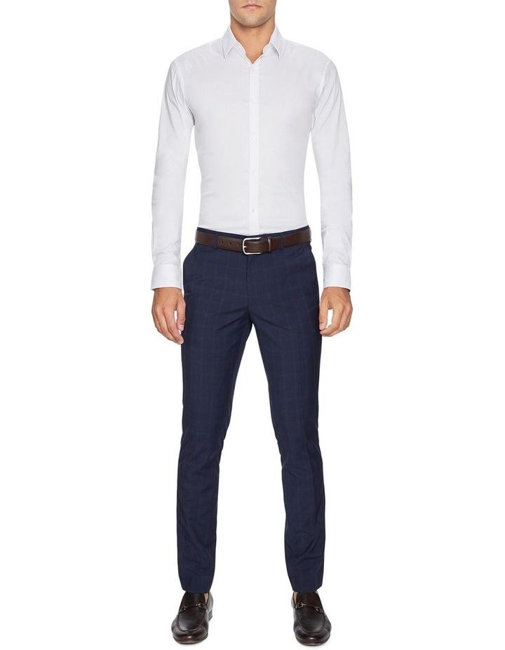 Plain Stretch Slim Fit Shirt image 4