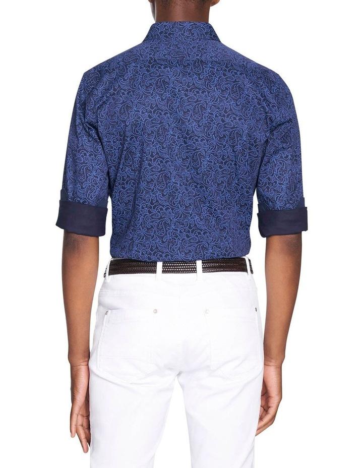 Elvis Paisley Slim Fit Shirt image 2