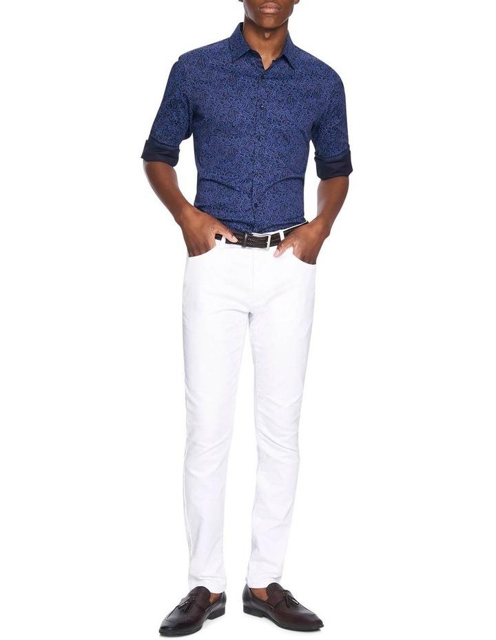 Elvis Paisley Slim Fit Shirt image 4