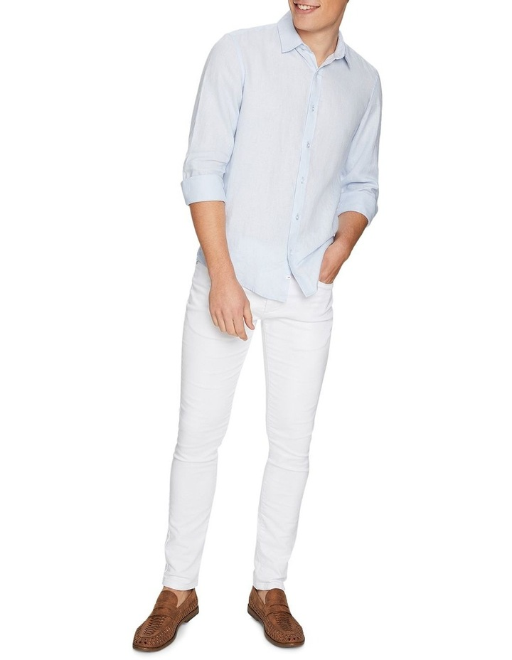 West Hampton Linen Shirt image 5