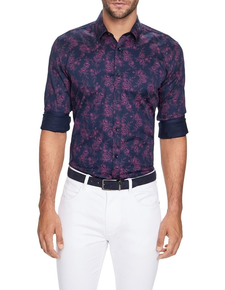 Floral Slim Fit Shirt image 1