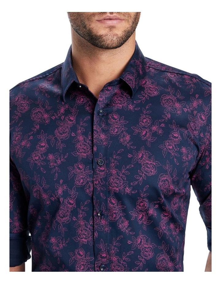 Floral Slim Fit Shirt image 3