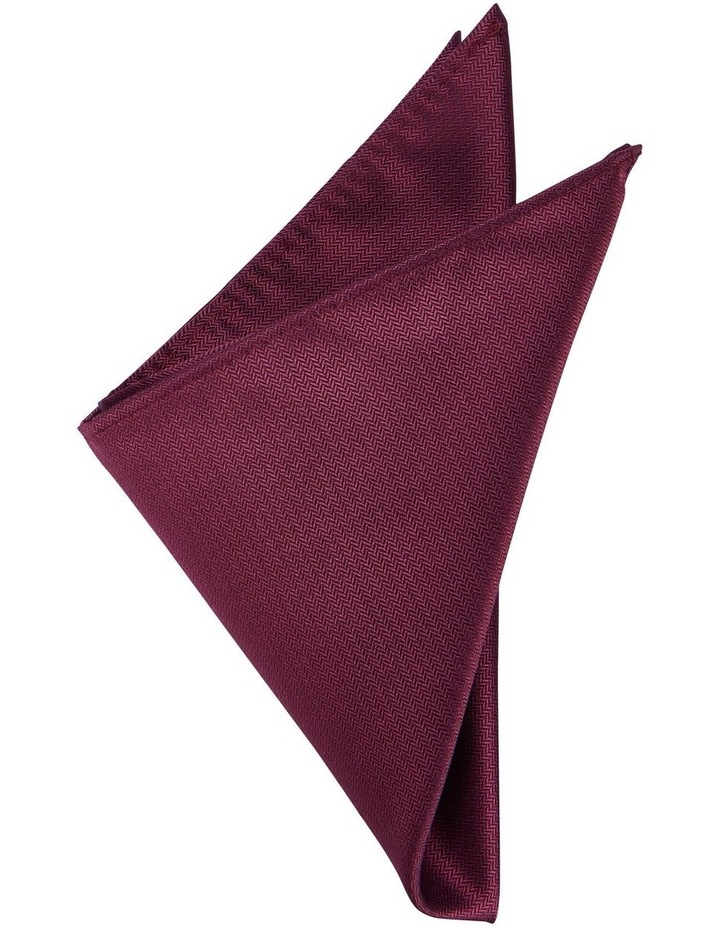 Herringbone Pocket Square image 2