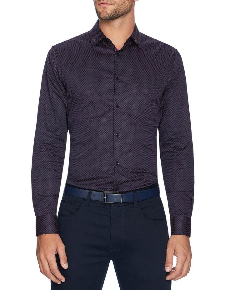 Liam Geo Slim Shirt image 1