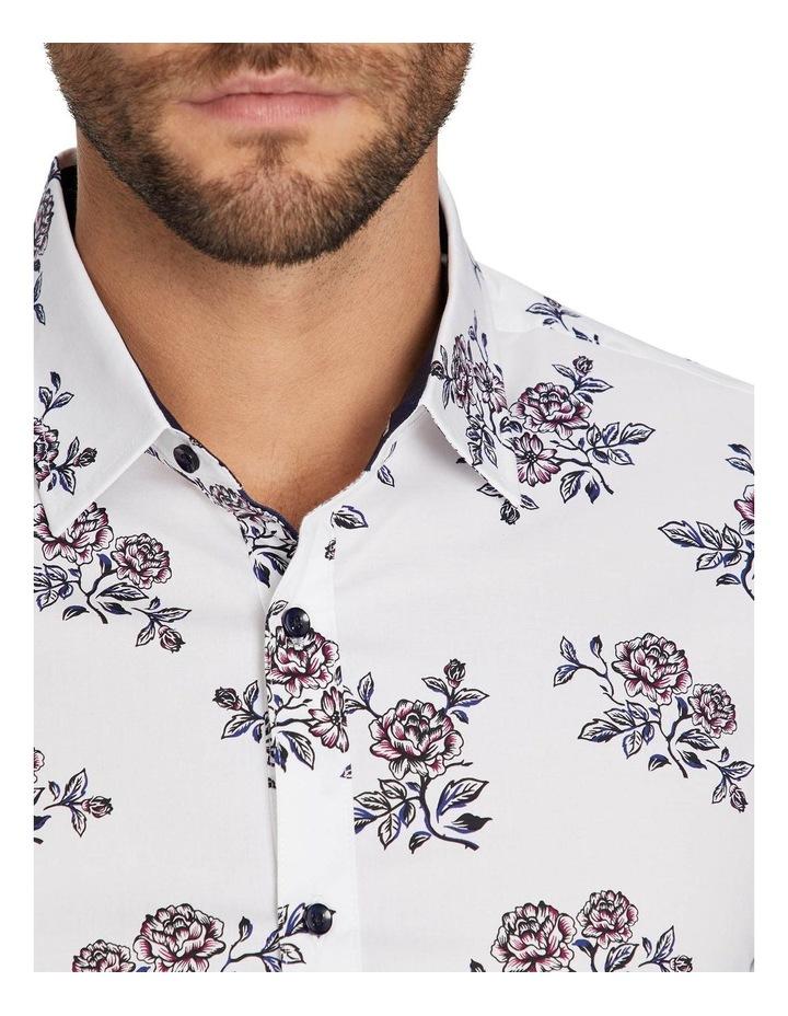 Brendan Floral Slim Shirt image 3