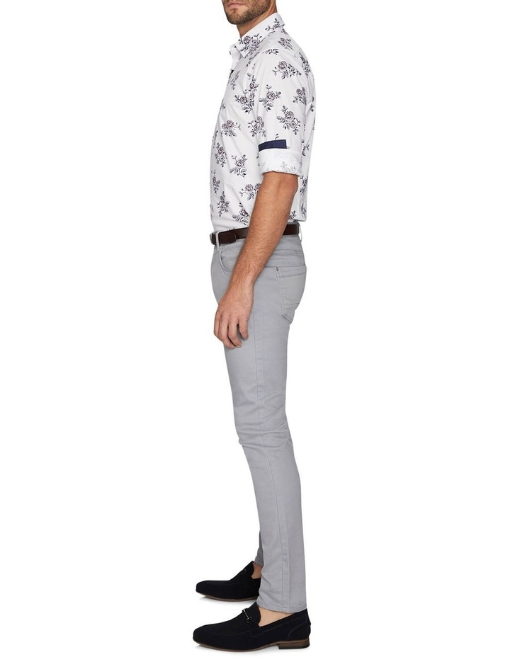 Brendan Floral Slim Shirt image 4