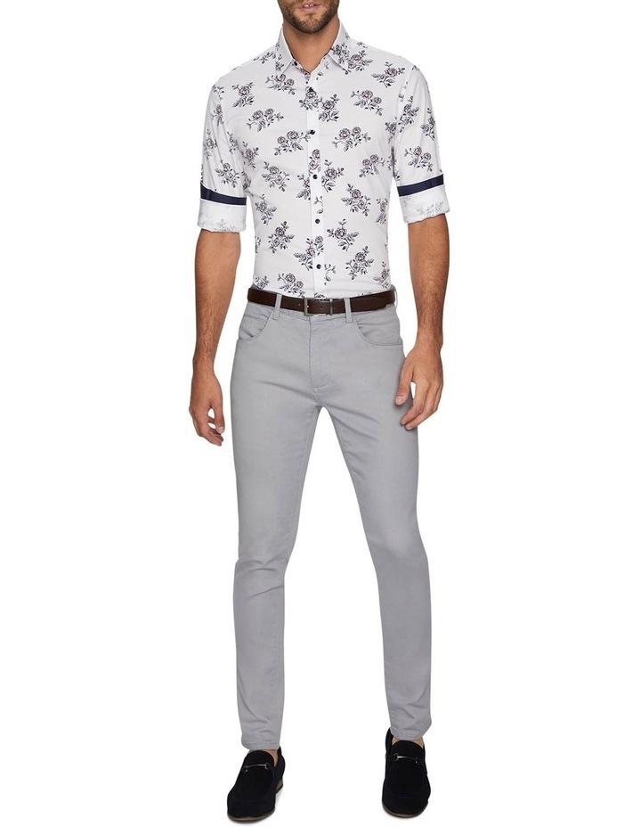 Brendan Floral Slim Shirt image 5