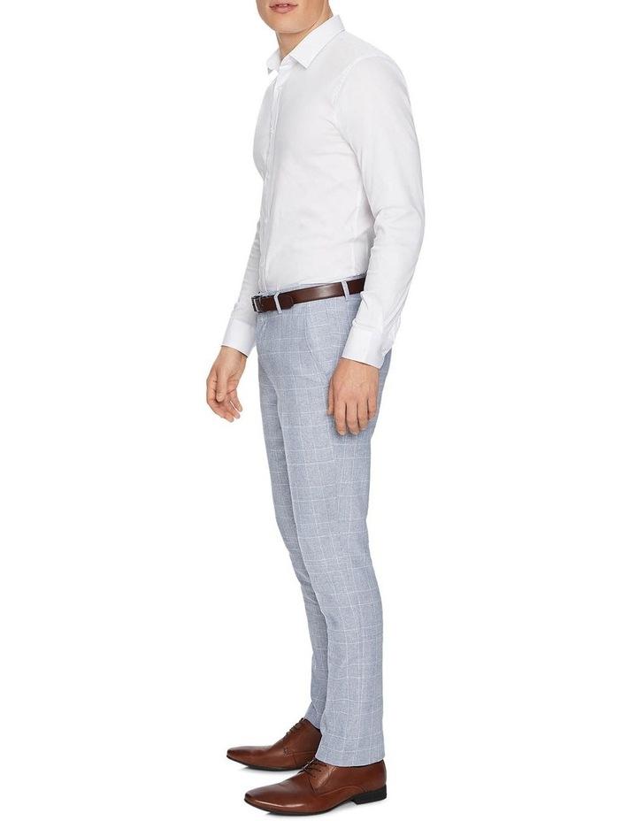 Wilson Linen Skinny Dress Pants image 3