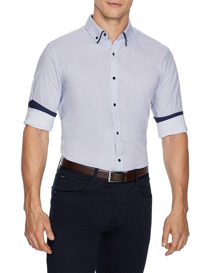 Ricky Print Slim Shirt image 1