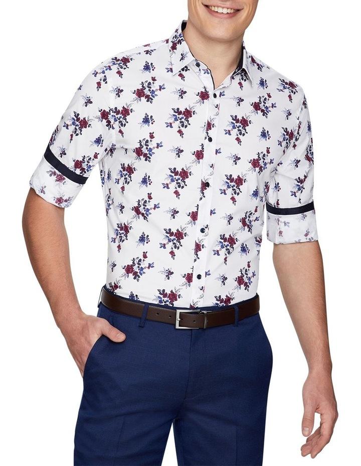 Brend Floral Slim Shirt image 1