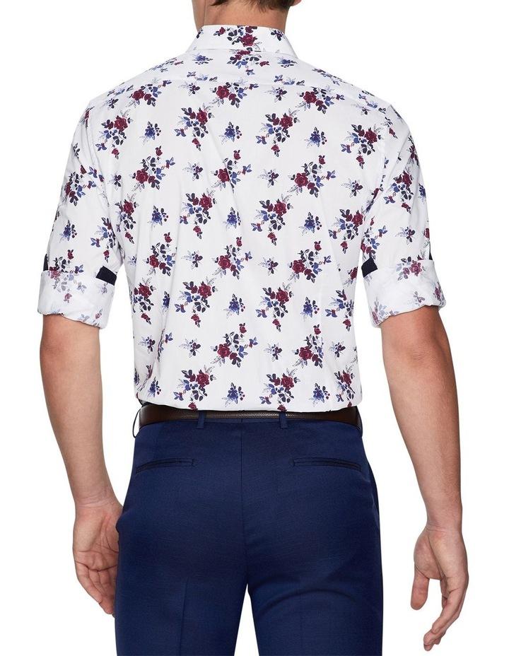 Brend Floral Slim Shirt image 2
