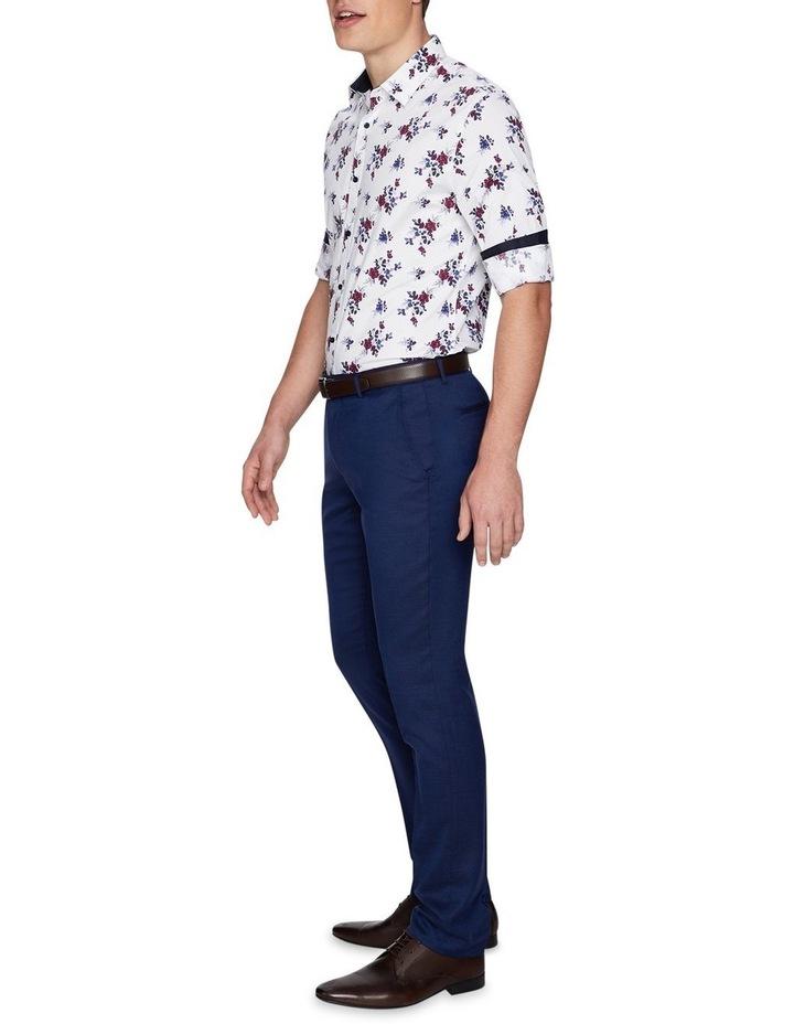 Brend Floral Slim Shirt image 4