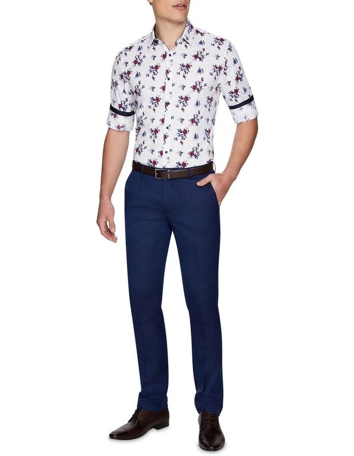 Brend Floral Slim Shirt image 5