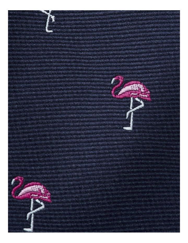 Dancing Flamingo 5cm Tie image 2