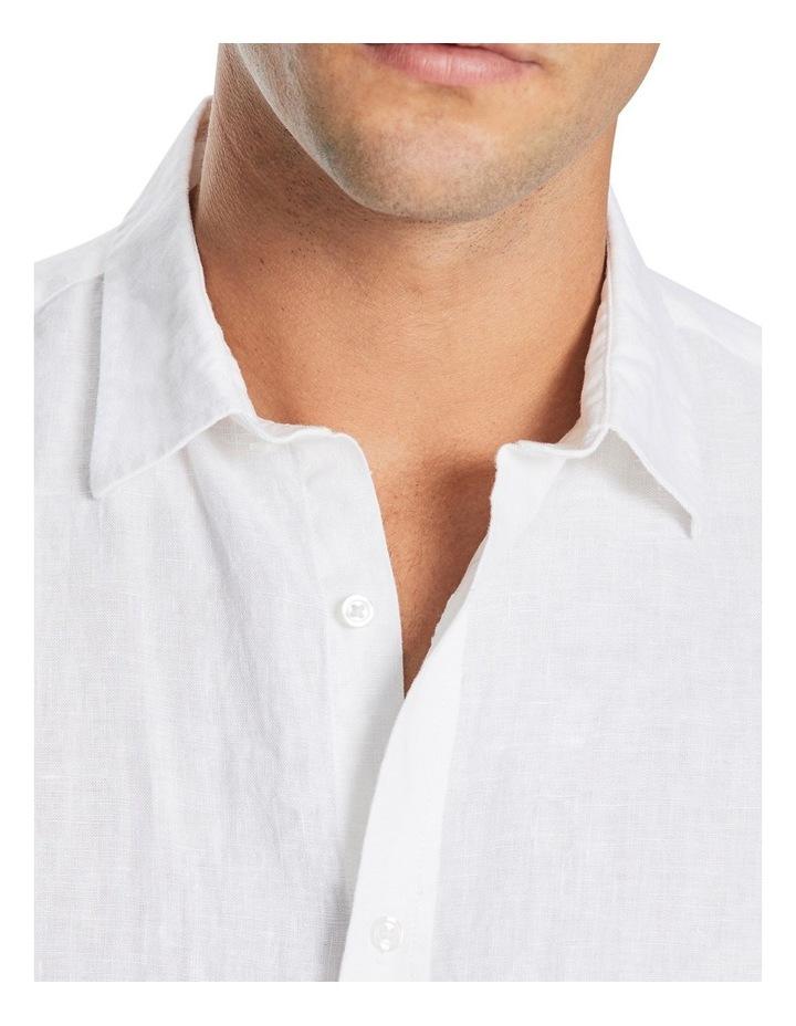 New England Linen Blend Shirt image 3