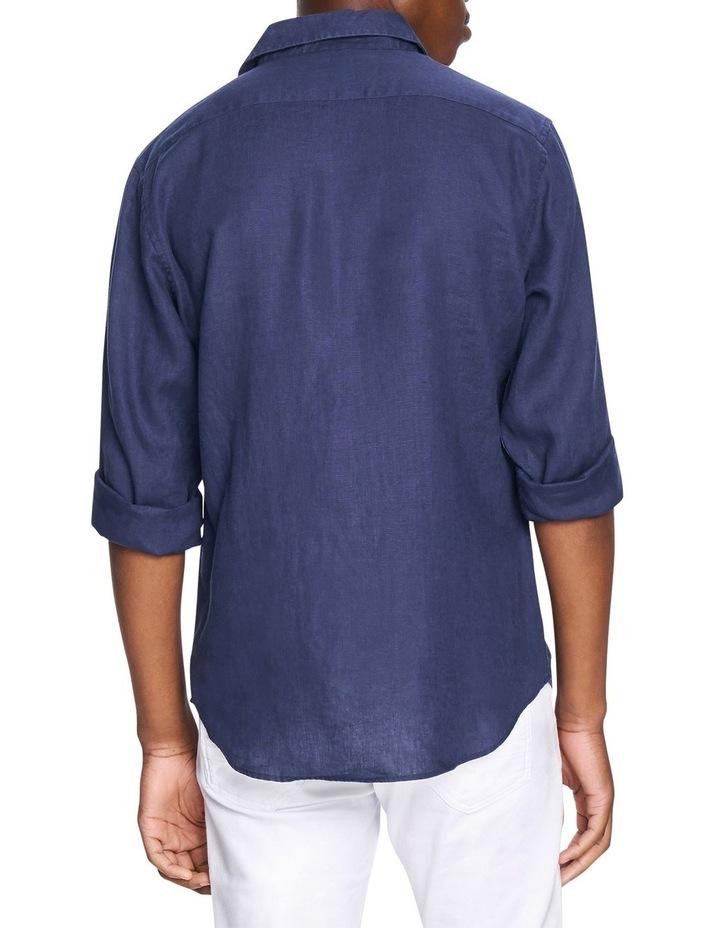 New England Linen Blend Shirt image 2