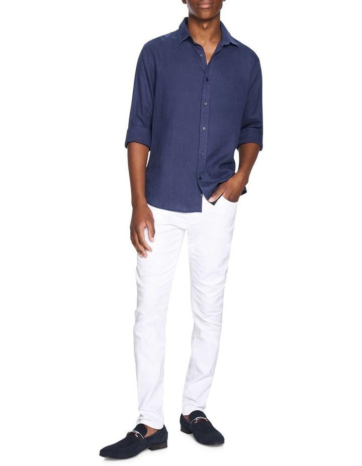 New England Linen Blend Shirt image 4
