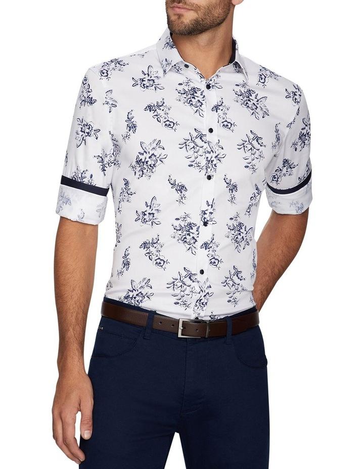 Woking Floral Slim Shirt image 1