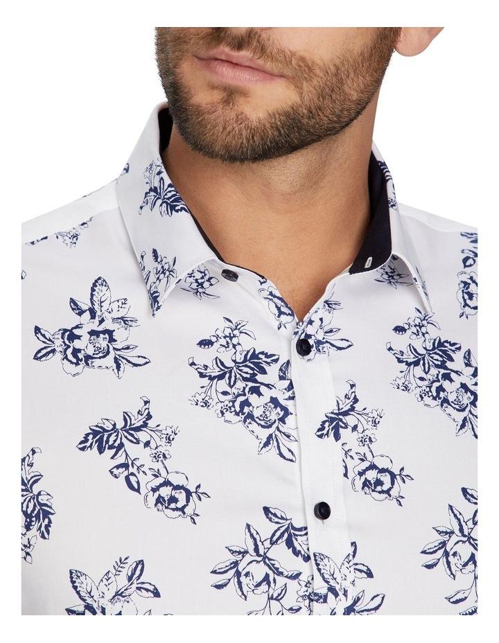 Woking Floral Slim Shirt image 3