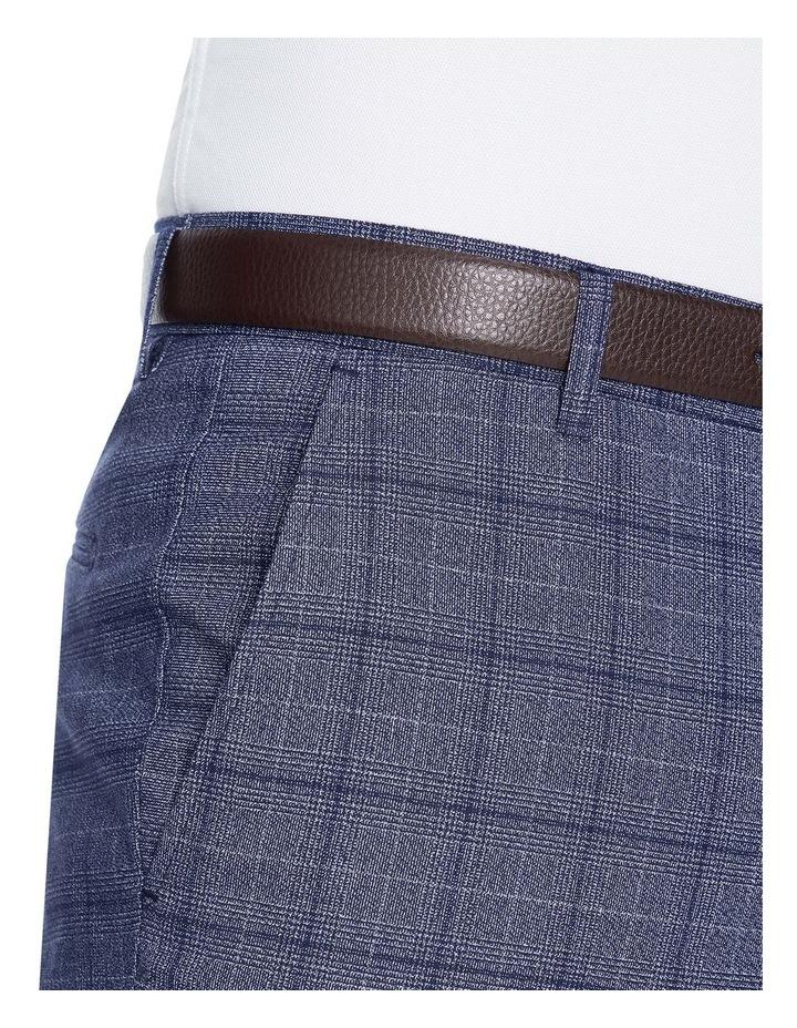 Lotus Slim Check Dress Pants image 3