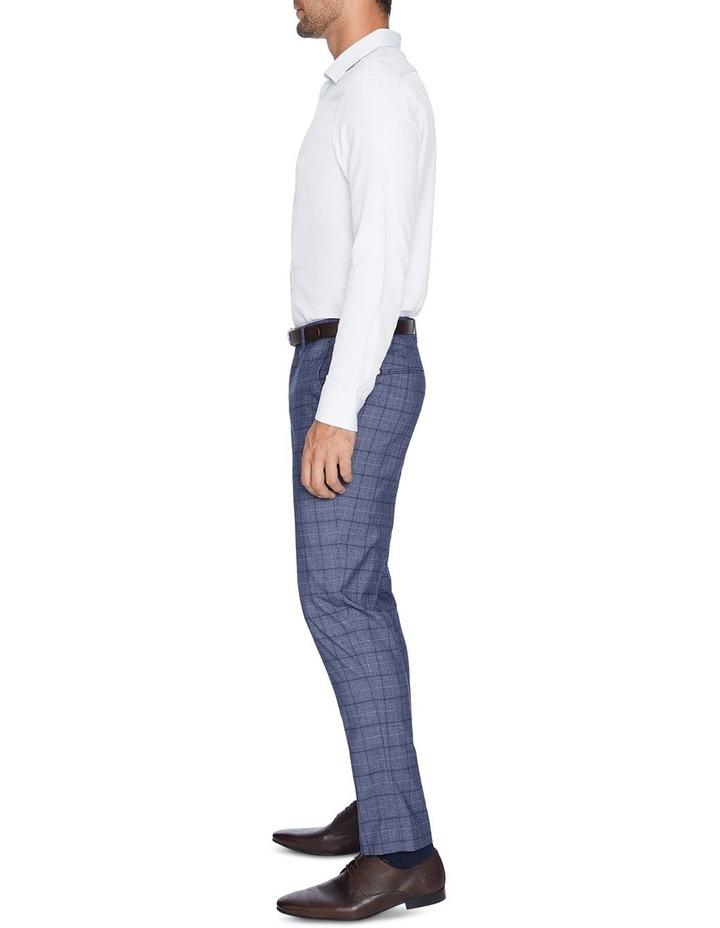 Lotus Slim Check Dress Pants image 4