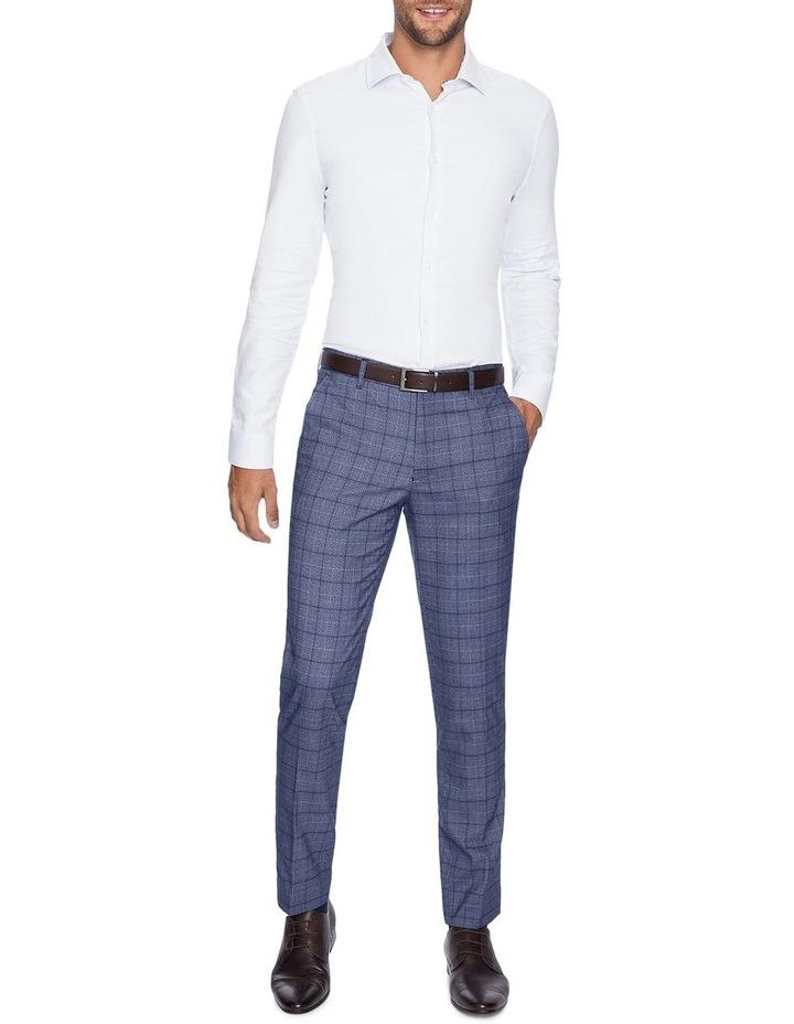 Lotus Slim Check Dress Pants image 5