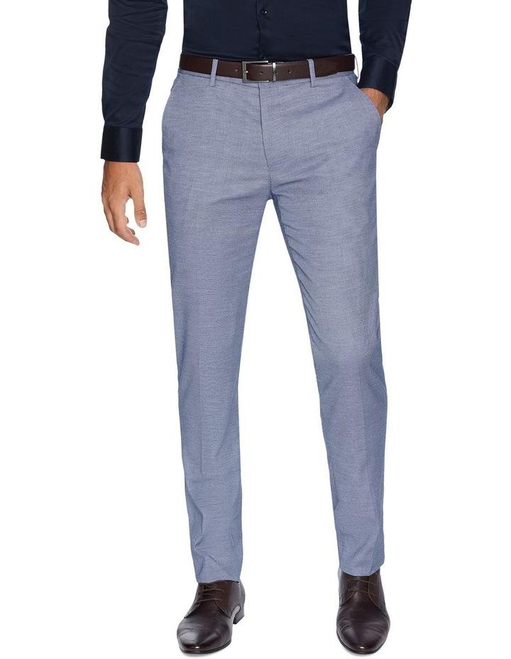 Vincent Skinny Textured Dress Pants image 1