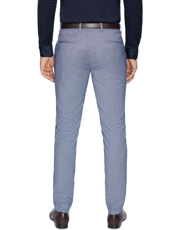 Vincent Skinny Textured Dress Pants image 2