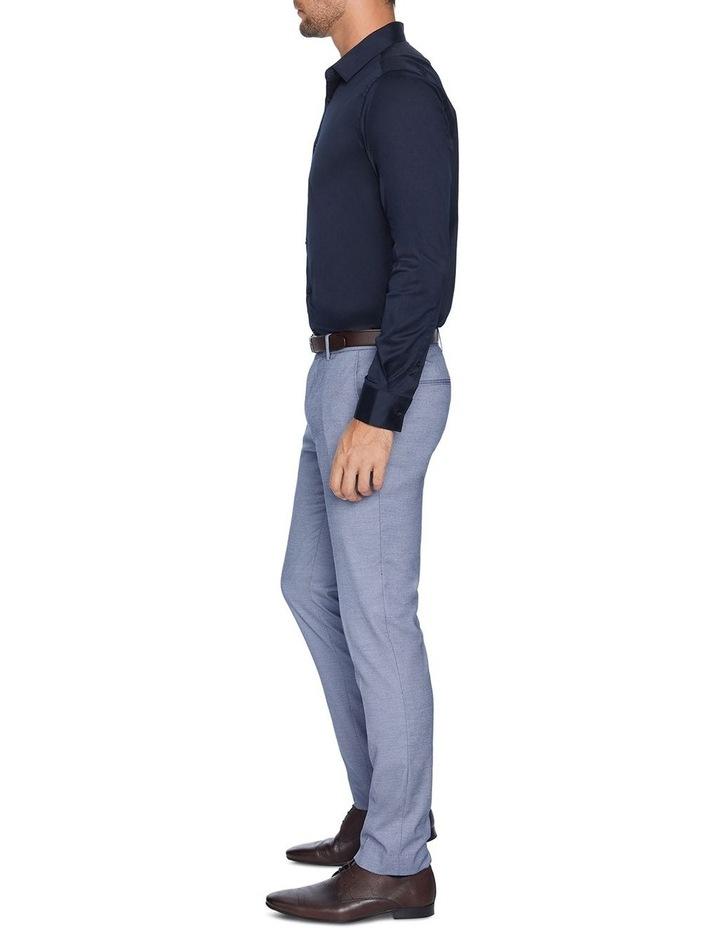Vincent Skinny Textured Dress Pants image 4