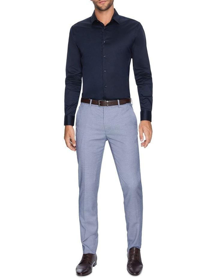 Vincent Skinny Textured Dress Pants image 5