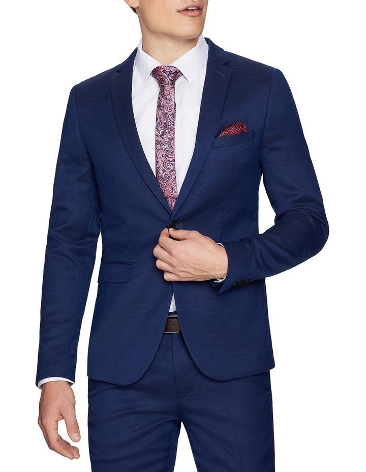 Firebird Skinny Textured Suit Jacket image 1