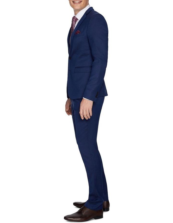 Firebird Skinny Textured Suit Jacket image 4