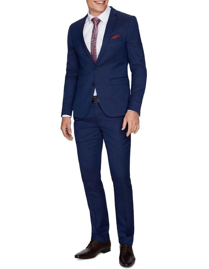 Firebird Skinny Textured Suit Jacket image 5