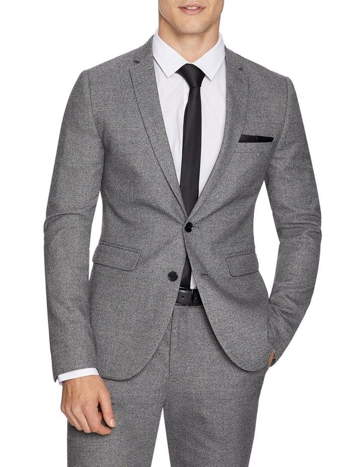 Cadillac Skinny Textured Suit Jacket image 1