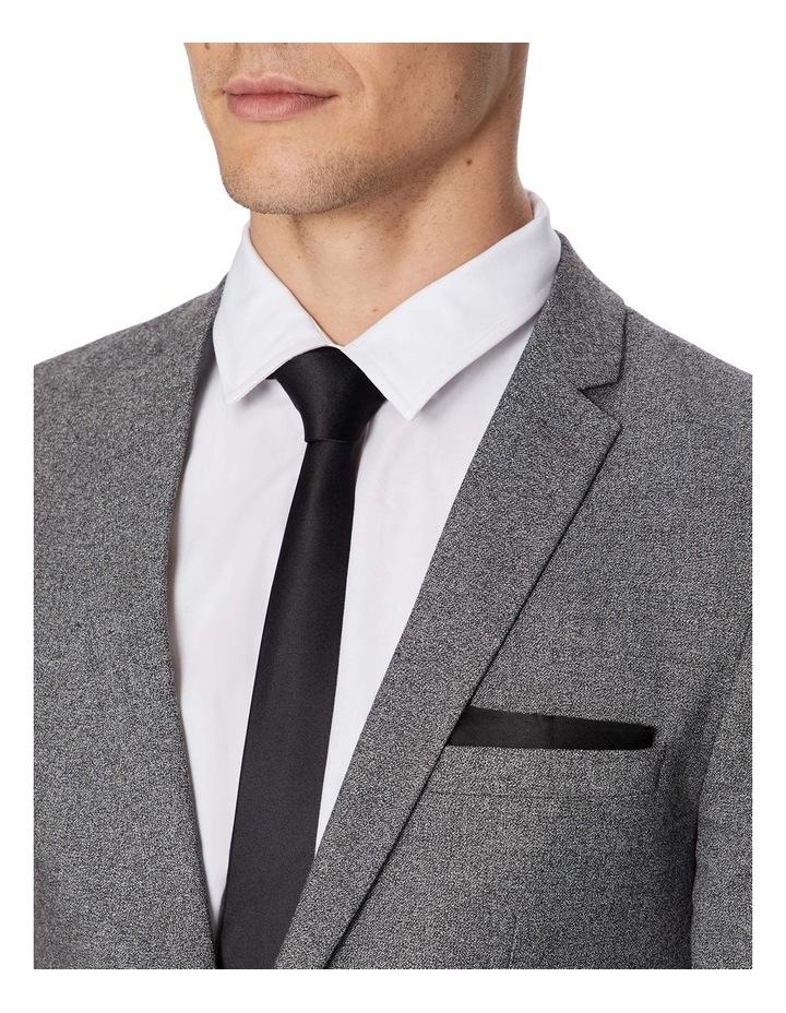 Cadillac Skinny Textured Suit Jacket image 3