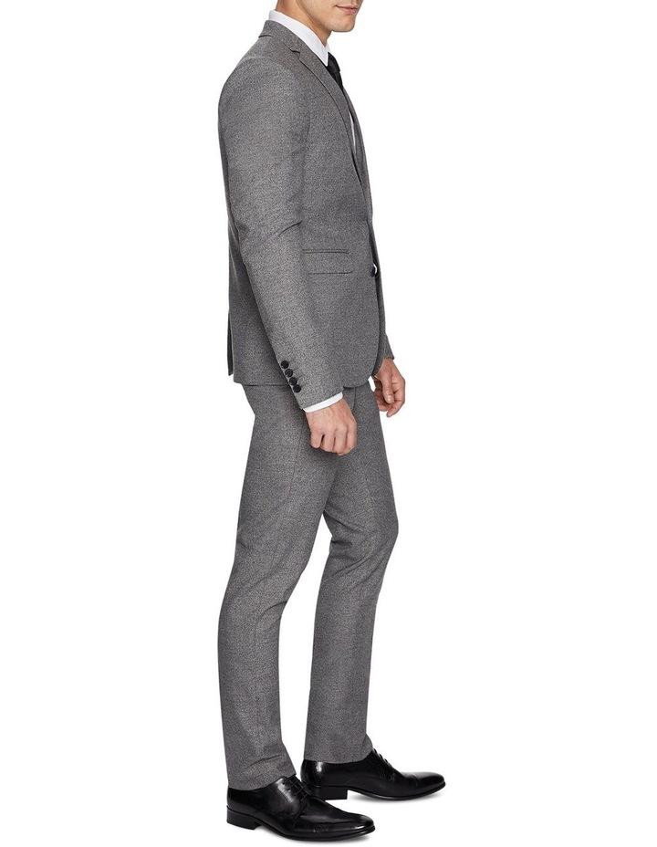 Cadillac Skinny Textured Suit Jacket image 4