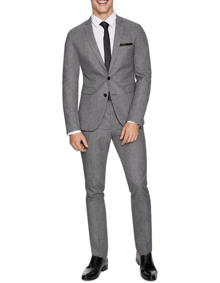 Cadillac Skinny Textured Suit Jacket image 5