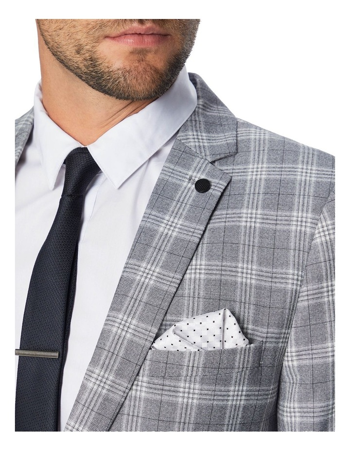 Hollywood Skinny Check Suit Jacket image 3