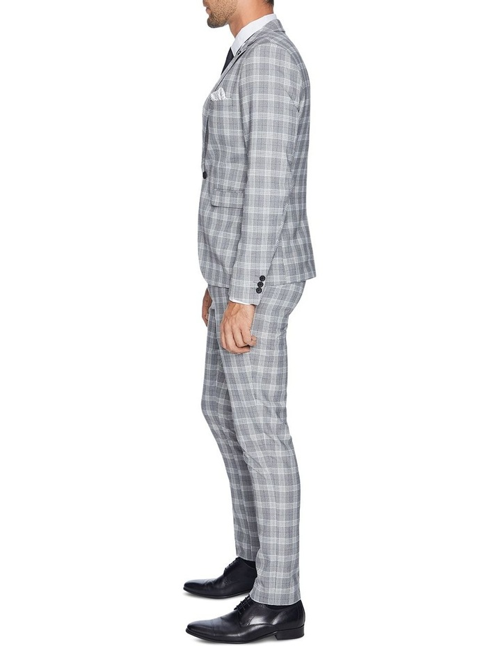 Hollywood Skinny Check Suit Jacket image 4